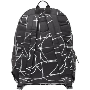 Hype Scribble Backpack - Black/White