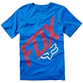Fox Closed Circuit Kids T-Shirt - True Blue