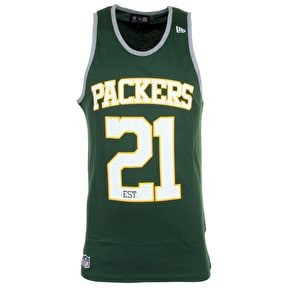 New Era NFL Team Arch Tank - Green Bay Packers