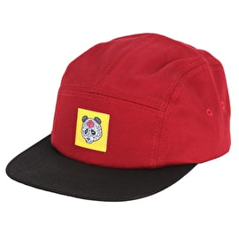 Enjoi Quinceanera 5 Panel Cap - Red/Black