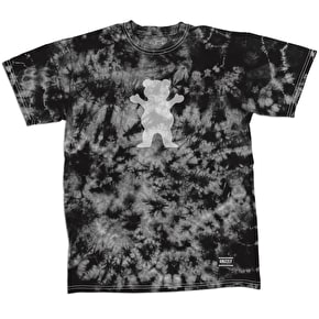 Grizzly Shatter OG Bear T-Shirt - Black