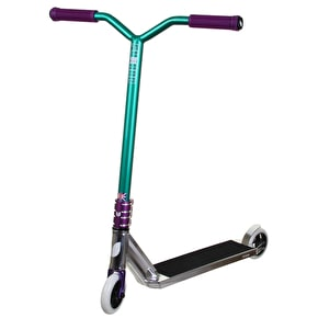 Blazer Pro Custom Scooter - Cheapshots Chrome/Candy Chameleon Green
