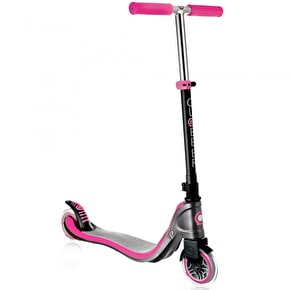 Globber Fix Up Complete Scooter - Grey/Deep Pink