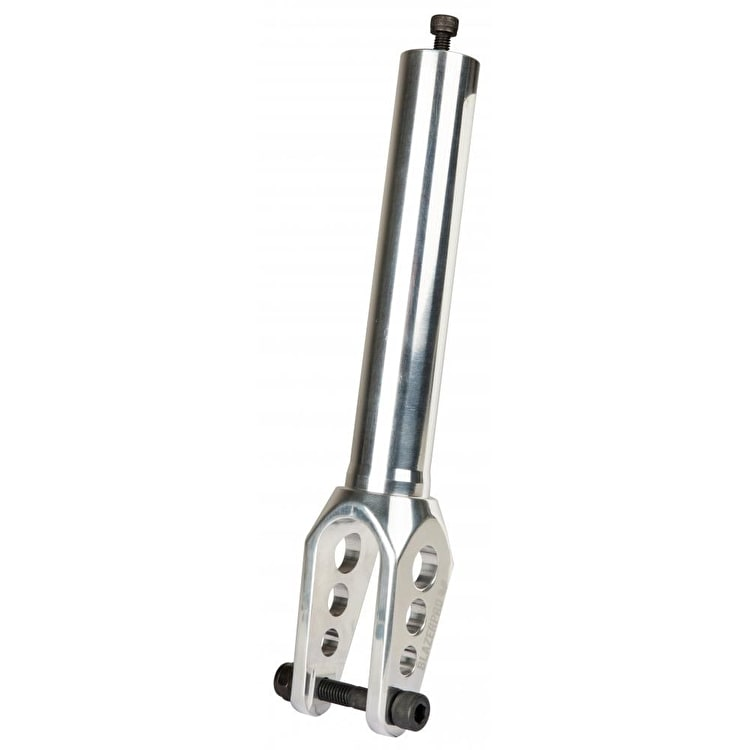 Blazer Pro Holy 10mm Offset Scooter Forks - Silver