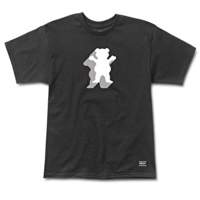 Grizzly Shade OG Bear Tee - Black