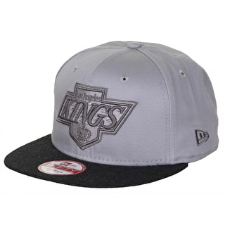 New Era 9Fifty Los Angeles Kings Cap - Grey/Black