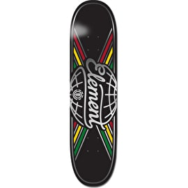 Element Fraction Skateboard Deck - 7.75