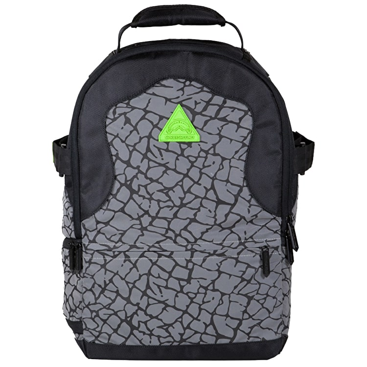 Sprayground Reflective Neon Flux Sport Rython Backpack