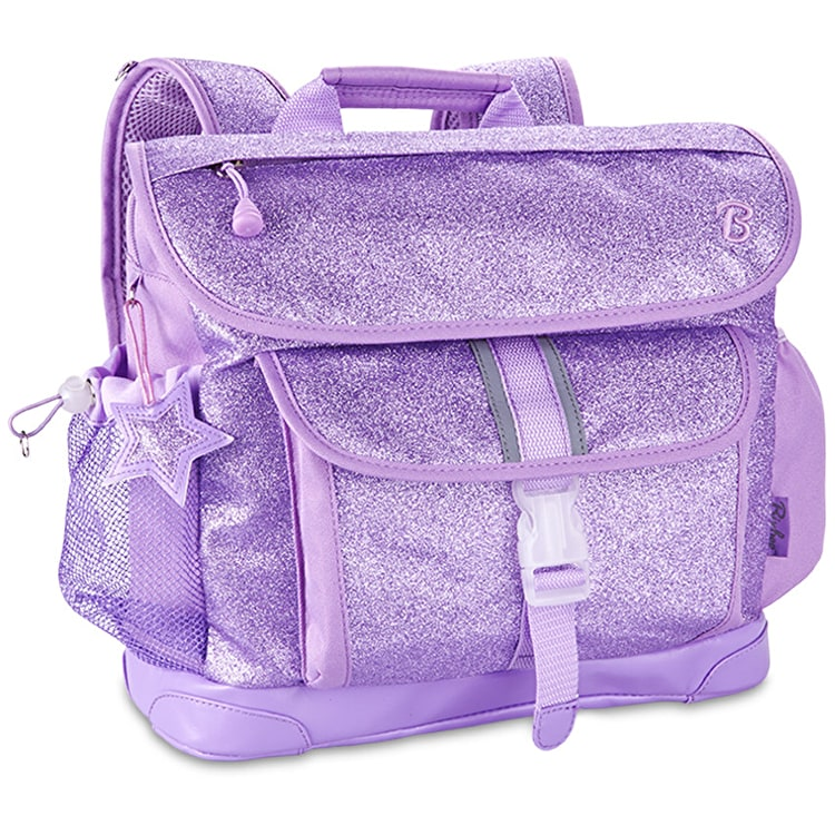 Bixbee Backpack - Sparkalicious Purple