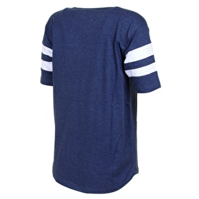 Element Sporty 92 Womens T-Shirt - Navy Heather