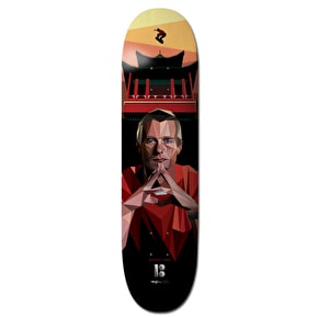 Plan B Pro Spec Way Alf Art Skateboard Deck - 8.375