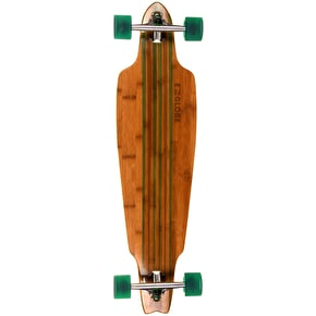 Globe Prowler Complete Cruiser Bamboo Clear Green
