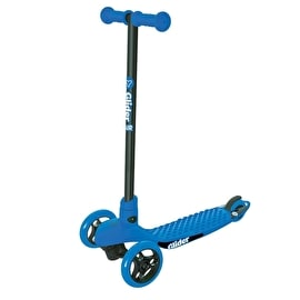 Y-Volution YGlider Air Complete Scooter - Blue