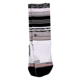 Stance Plank Socks - White