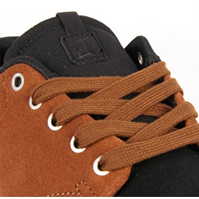 Etnies Jameson XT Skate Shoes - Black/Brown