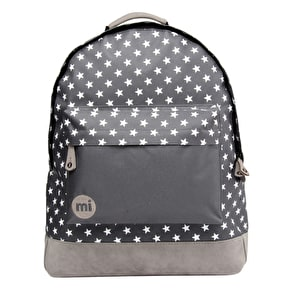 Mi-Pac Backpack - All Stars Charcoal Pocket