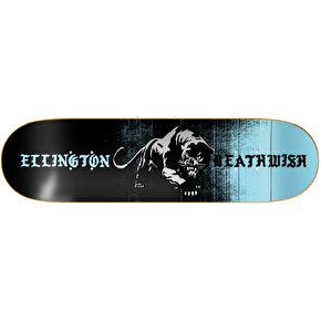 Deathwish Panther Skateboard Deck - Ellington 8