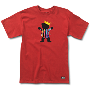 Grizzly Felipe Gustavo Pro T-Shirt - Red