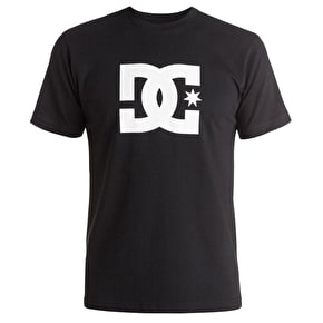DC Star T-Shirt - Black