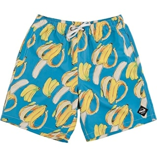 Neff Going Bananas Shorts - Cyan