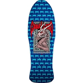 Bones Brigade 6th Series Reissue Skateboard Deck - Caballero 10