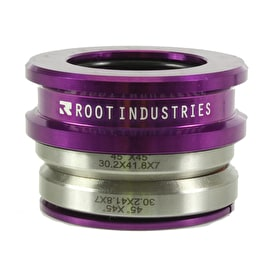 Root Industries Tall Stack Integrated Scooter Headset - Purple