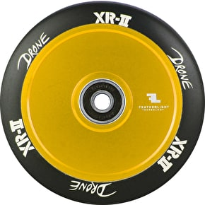 Drone XR-2 110mm Scooter Wheel - Gold