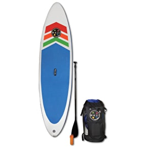Maui and Sons Inflatable Stand Up Paddleboard - Backside 10'