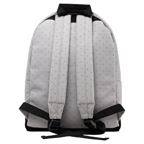 Mi-Pac Backpack - Canvas Dot Grey/Black