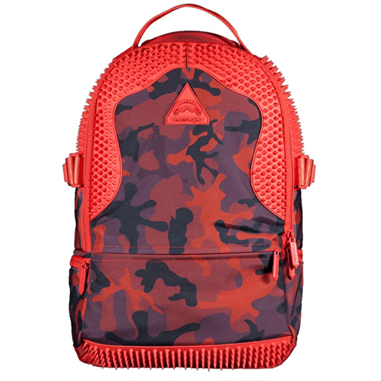 Sprayground Red Spython Backpack