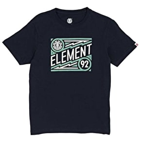 Element Jagger Kids T-Shirt - Eclipse Navy