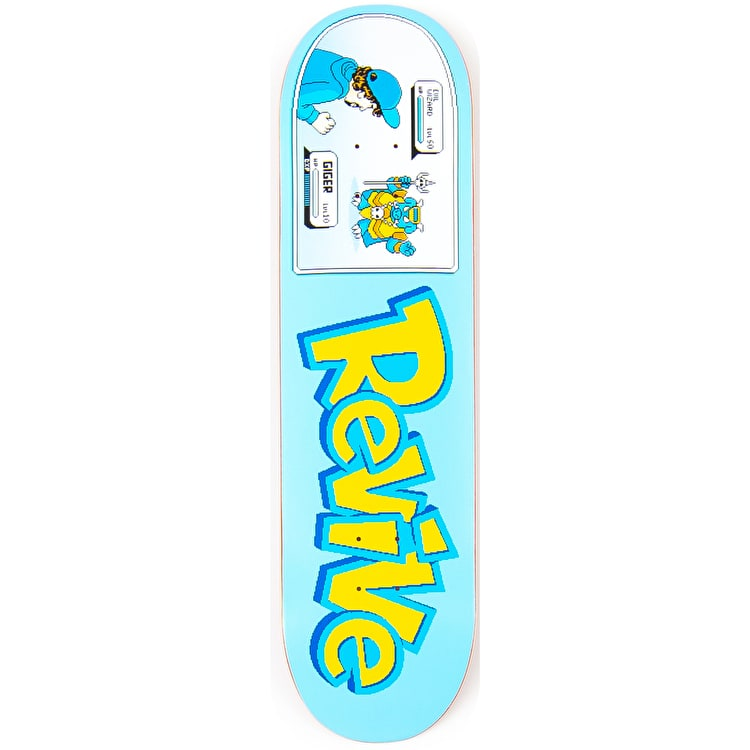 ReVive Pro Battle Series Skateboard Deck - Giger