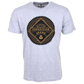 Expedition One Original Seal T-Shirt - Grey
