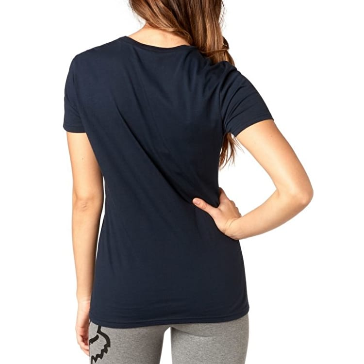 Fox Draftr Womens T-Shirt - Midnight