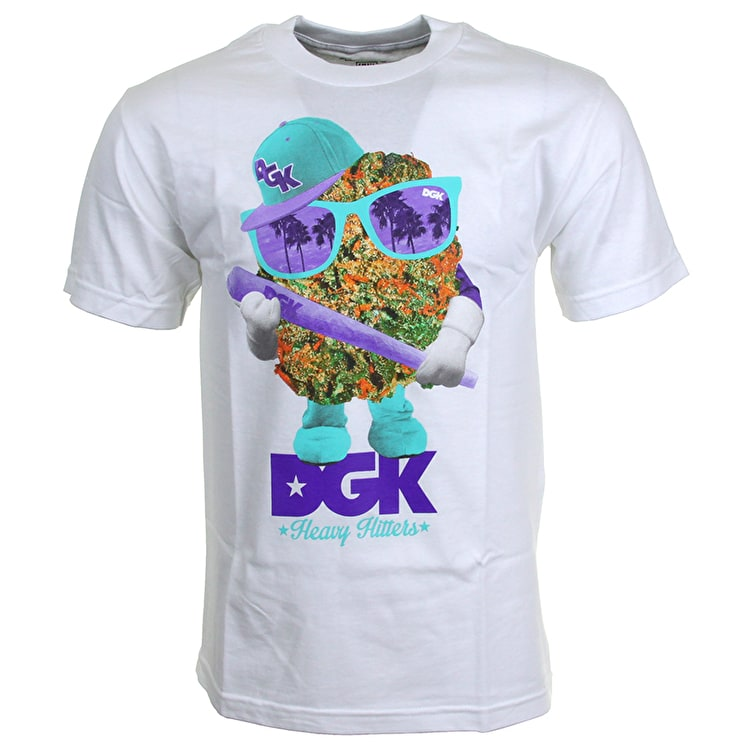 DGK Heavy Hitters T-Shirt - White