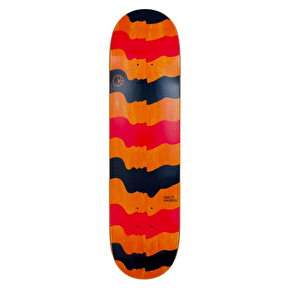 Polar Skateboard Deck - Halberg - Some Noses Are Bigger Than Others- Black/Red - 8