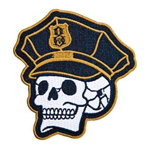 Rebel8 Civil Servant Patch - Black