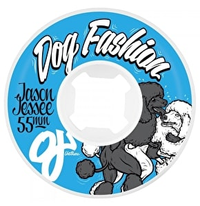 OJ Wheels Jessee Dog Fashion Skateboard Wheels - 55mm