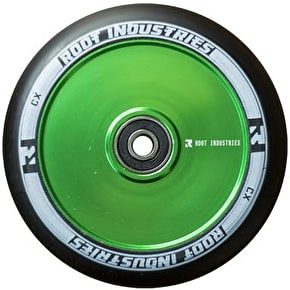 Root Industries 110mm Air Wheel - Black/Green