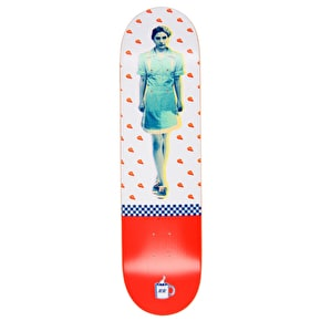 Habitat x Twin Peaks Skateboard Deck - Shelly 8.25