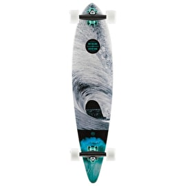 Sector 9 Ray Collins - Merchant Complete Longboard 38