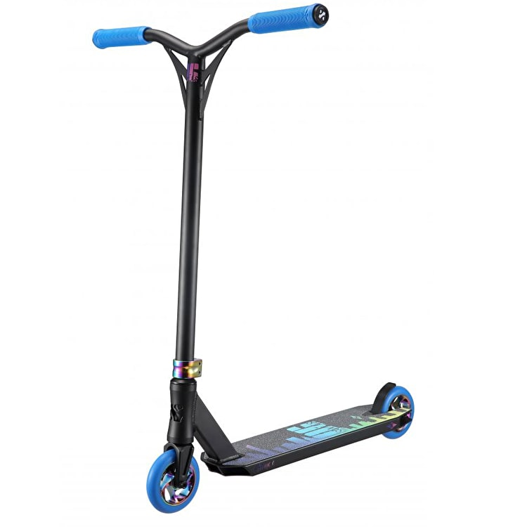Sacrifice OG Player Complete Scooter - Black/Neochrome