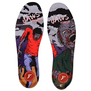 Footprint Kingfoam Elite Insoles - Jaws Zombie