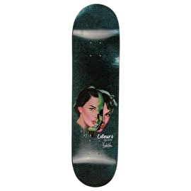 Colours Collectiv Kelvin Hoefler Skull Lady Skateboard Deck 8