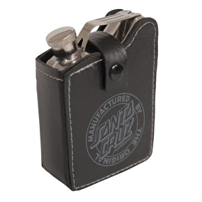 Santa Cruz Fuel Hip Flask