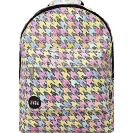 Mi-Pac x Crayola Mini Dogtooth Backpack