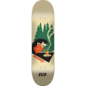 Flip Firestarter Berger Skateboard Deck - 8