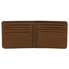 Vans Full Patch Bifold Wallet - Golden Brown