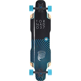 Flying Wheels Co. Tornado Complete Longboard 37