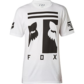 Fox Connector T-Shirt - Optic White